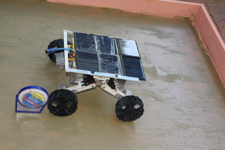 Mars'O Bot | Mars Society Australia